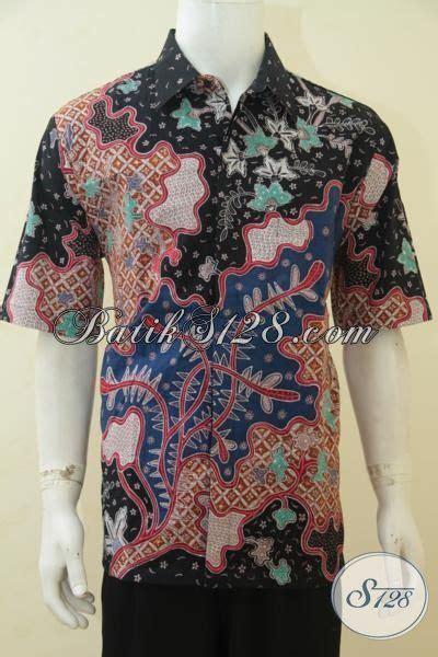 Baju The Executive hem batik trendy kesukaan para executive baju kerja batik motif unik proses tulis busana kerja