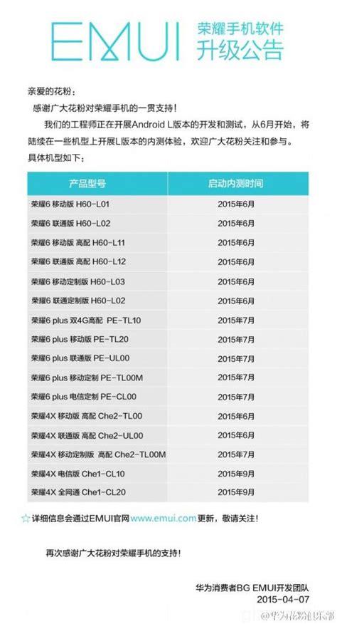 elenco operatori telefonia mobile huawei android 5 aggiornamento lollipop tutti i telefoni
