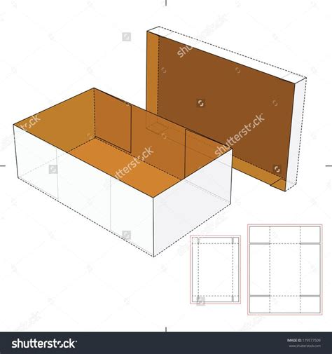 cardboard box layout print vector 2 694 best vector boxes and packaging templates with