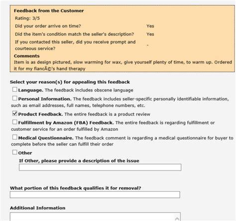 remove negative feedback amazon fba remove negative feedback amazon fba how to remove negative