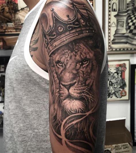 kalahari tattoo instagram lion king of the jungle tattoo