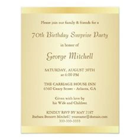 wording 70th birthday invitations 70th birthday invitation wording cimvitation