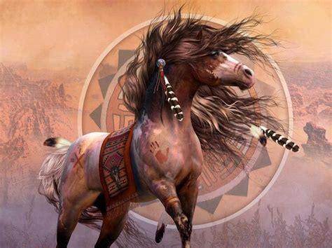 war horse tattoo american spirituality
