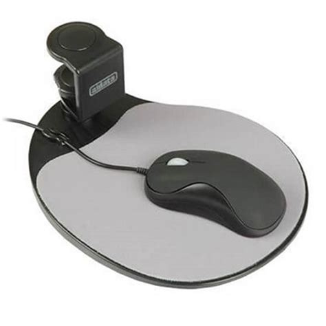 aidata mouse platform under desk aidata um003b ergoguys swivel ergonomic under desk mouse
