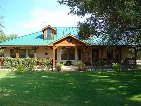 texas hill country style homes texas ranch style home plans texas country house plans