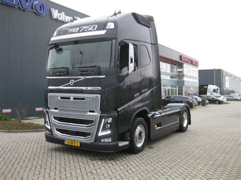 volvo fh16 750 volvo fh16 750 demo truck tractor unit from netherlands