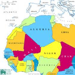map of west africa quiz