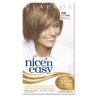 nice and easy color chart time to go bronde mail online