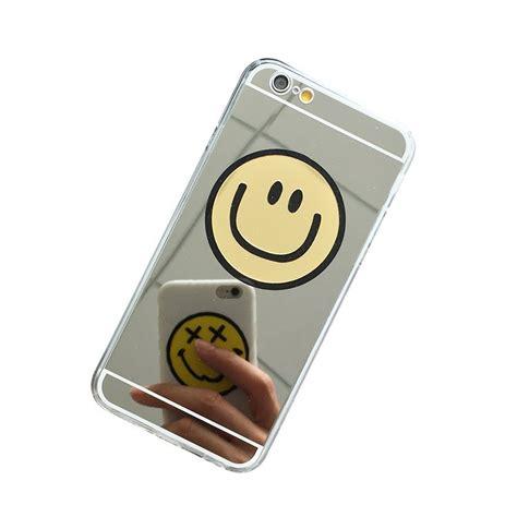 Tpu Mirror mobile accessory mirror tpu cell phone mirror phone