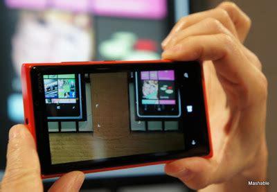 Nokia Lumia Kamera Depan spesifikasi review harga nokia lumia 920