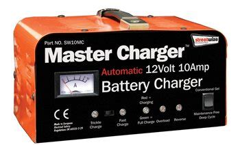 Souer 12v 10 A Automatic Car Battery Charger Ma 1210a streetwize heavy duty 12 volt 10 automatic battery