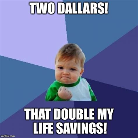 Double Picture Meme Generator - success kid meme imgflip