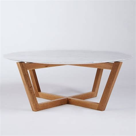 carrara marble coffee table modern designer marble coffee table oak