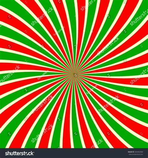 wallpaper red green white red green white sunbeam background striped stock vector