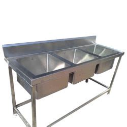 three bowl kitchen sink three bowl kitchen sink manufacturer from pune