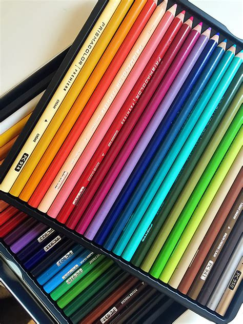 ac colored pencils blending colored pencils with gamsol