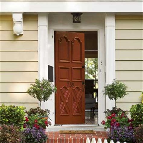front door colors for brown house colonial exterior home colors joy studio design gallery best design