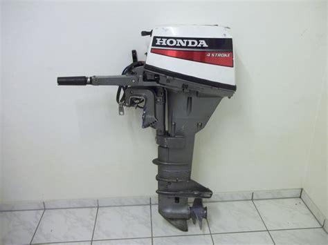 Gebrauchte 5 Ps Motoren by Honda Aussenborder 4 Takt 15 Ps