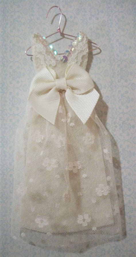 dress ornaments ivory wedding miniature dress ornament 9 95 on etsy