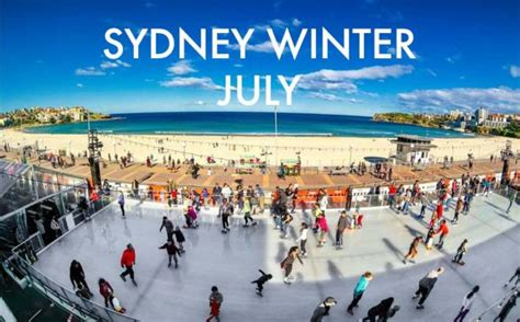 is it christmas yet sydney winter in july journages