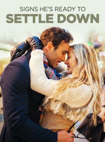 8 Signs He Is Not Ready To Commit by Signs He S Ready To Settle Ladylux Luxury