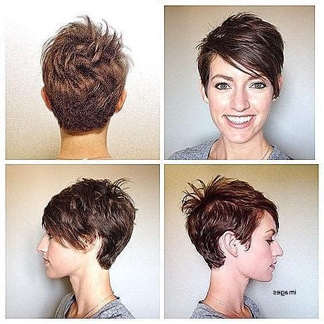 Hairstyles Front And Back by 2018 Popular Pixie Haircuts Front And Back