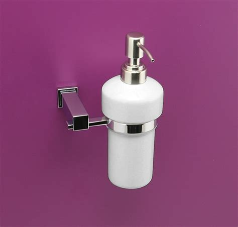 luxury bathroom soap dispensers hazelhead design luxury cubic chrome ceramic soap