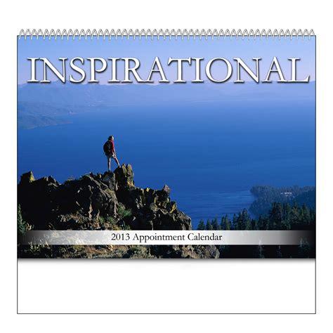 custom spiral inspirational calendars personalized in bulk