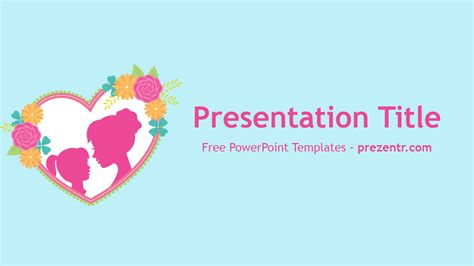 powerpoint templates free mother s day free mother s day powerpoint template prezentr