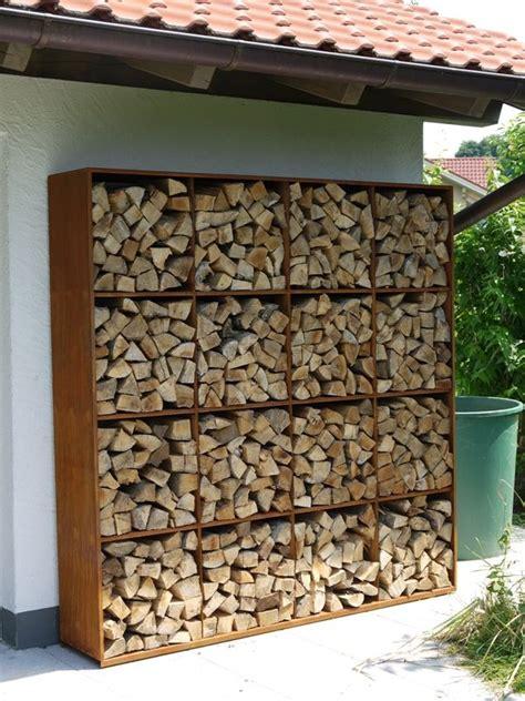 Gestell Interio by Die Besten 25 Holzunterstand Ideen Auf