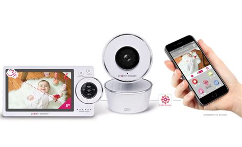 dual room baby monitor you asked we delivered the ultimate baby monitor is here project nursery