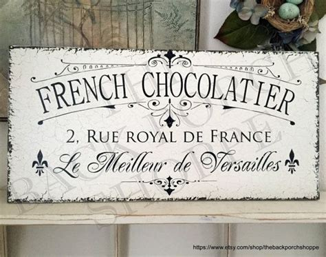 french word for home decor best 25 french signs ideas on pinterest