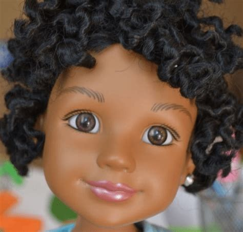 black doll organization i didn t laugh at the of white getting black