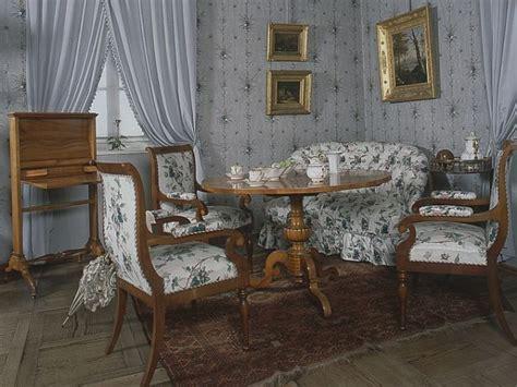 Wohnzimmer 19 Jahrhundert by Ausstellungen Schloss Weesenstein