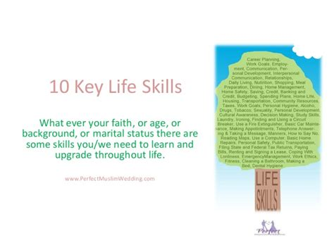 10 key skills