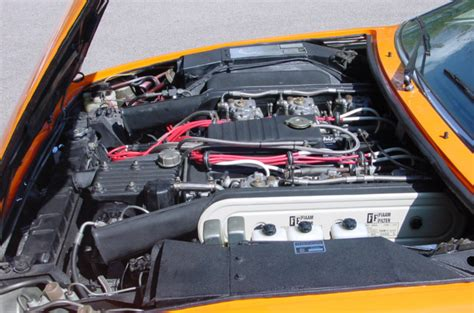 What Type Of Engine Does A Lamborghini Lamborghini Jarama Technical Specifications And Fuel Economy