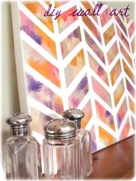 diy arts and crafts wall cool arts and crafts ideas for