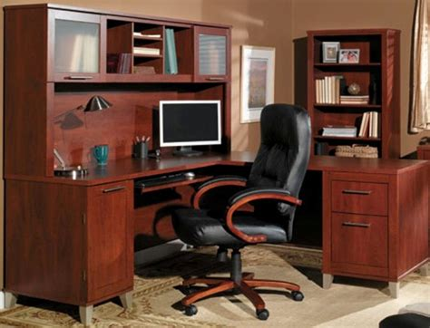 60 desk with hutch somerset hansen cherry 60 inch l desk with hutch wc81730