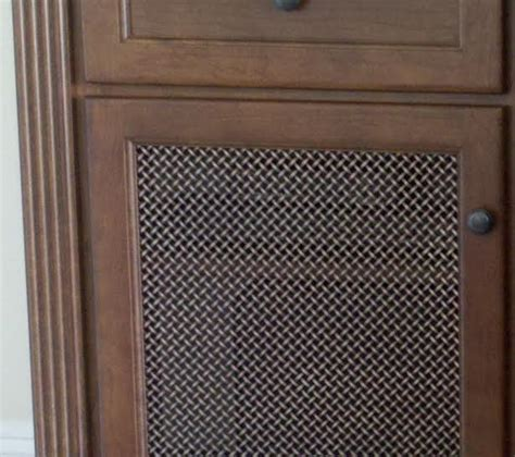 Wire Mesh Inserts For Cabinet Doors by Mesh Door Cabinet Wire Mesh Screen For Cabinet Doors