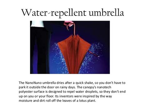 The Nanonuno Umbrella by Xix Xxi Century Inventions