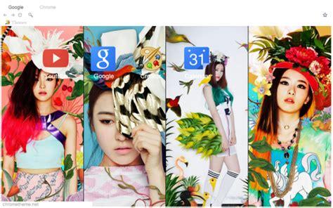 Chrome Theme Red Velvet | smtown red velvet 레드벨벳 chrome theme themebeta