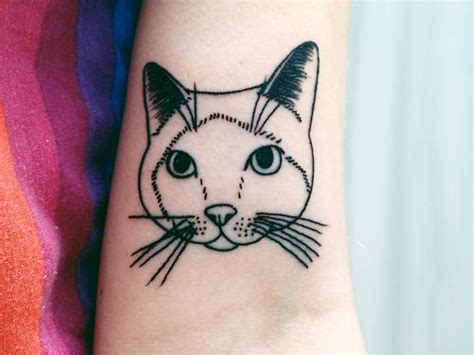 cat tattoo buzzfeed 52 mejores im 225 genes de tatto en pinterest ideas de