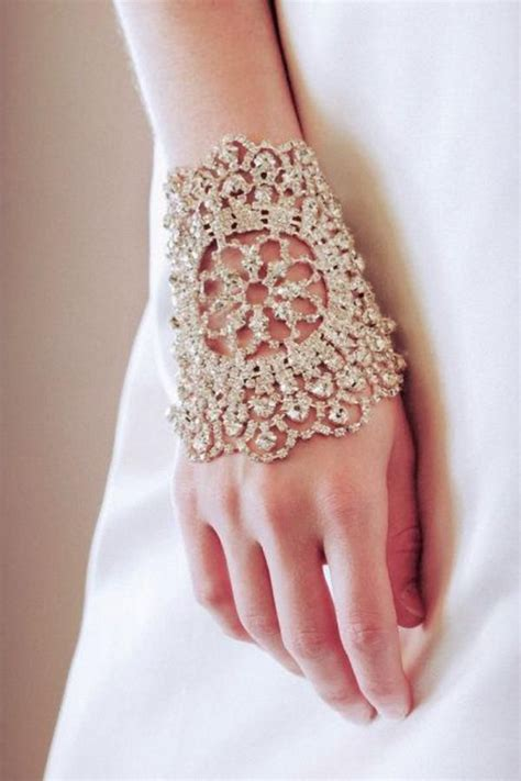 latest fashion style jewelry trend for brides 2015