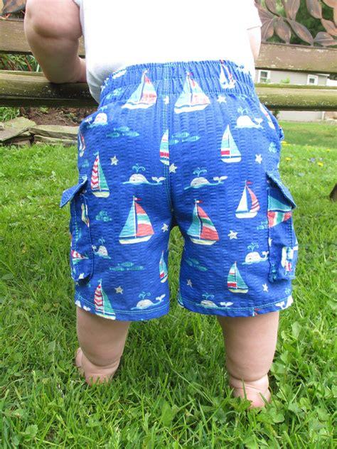 shorts pattern pinterest classic cargo shorts pattern 12m 8y life sew savory