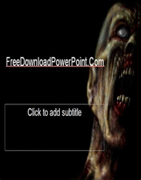 templates blogger horror free powerpoint background free powerpoint backgrounds