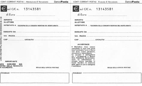 passaporto ufficio postale poste italiane pagamento bollettino passaporto
