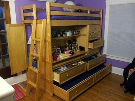 craigslist loft bed 17 best images about kids bedroom ideas on pinterest