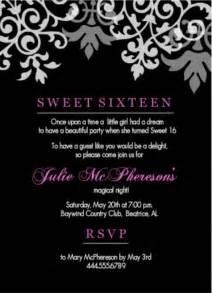 birthday invitation wording ideas from purpletrail