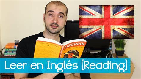 leer y aprender en 8853015209 c 243 mo aprender a leer en ingl 233 s reading youtube