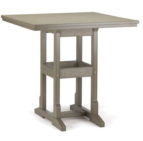ch 0812 36 quot x 36 quot counter height table
